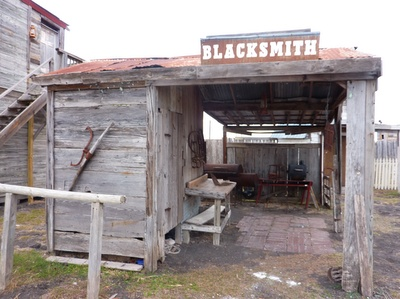 Day Trip - J. Lorraine Ghost Town in Manor, Texas