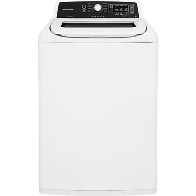 Electrolux 6.7-Cu Ft High-Efficiency Top-Load Washer (White)