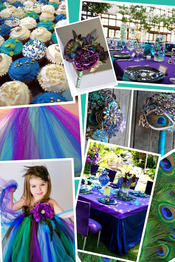 17 Best Images About Peacock Blue Wedding On Pinterest Peacock Wedding Cake