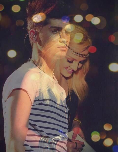Zerrie :) @Zayn Malik  @Perrie Edwards  you guys are absolutely perfect together <3