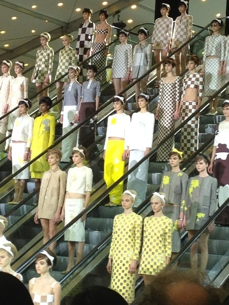 Finale @ Louis Vuitton SS