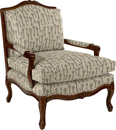 Elisabeth Stationary Occasional Chair By La Z Boy #MOMCAVE