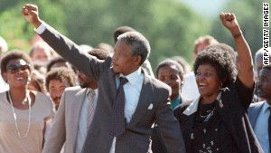 Rest in peace, sir. And thank you. Nelson Mandela dies at 95 - CNN.com