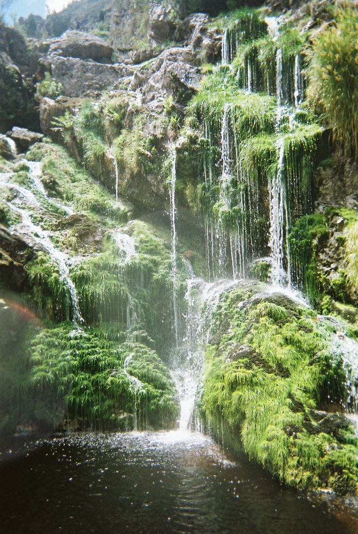 Suicide Gorge waterfall
