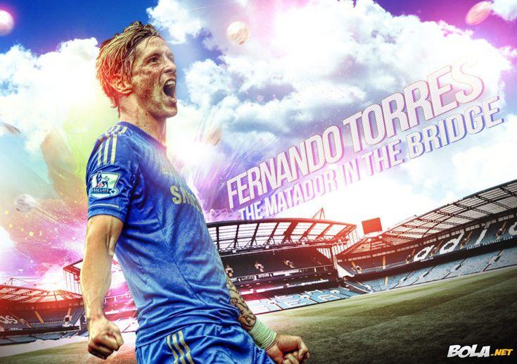 Fernando Torres Chelsea Wallpaper HD 2013 #1