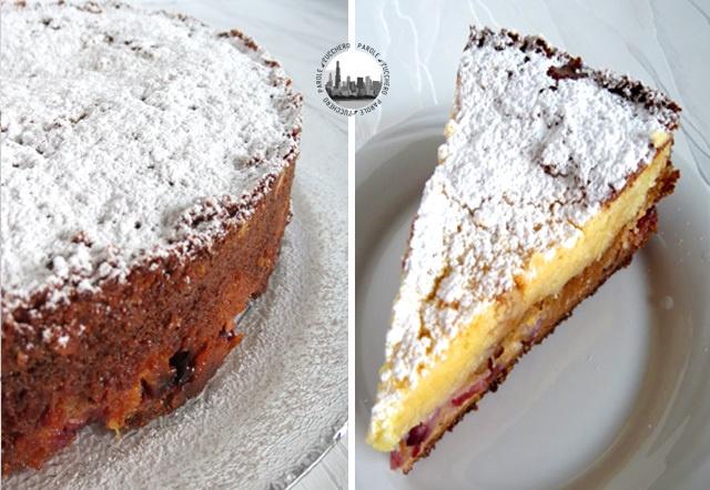 Plums and almond cake! Torta con susine e mandorle!