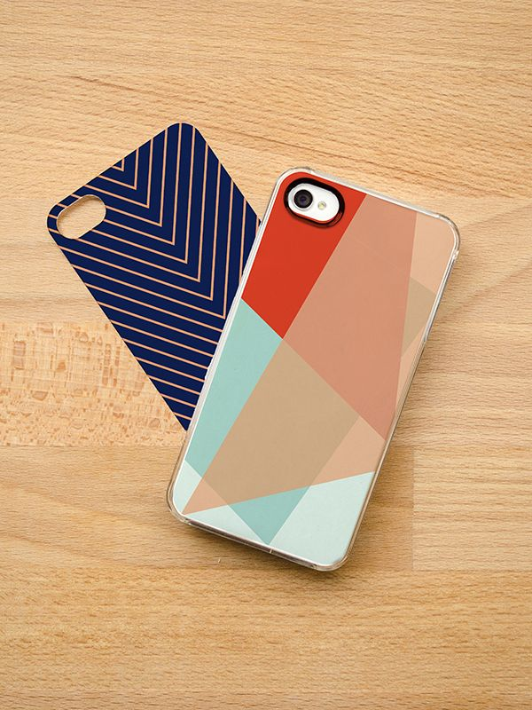 Free iPhone Templates via See That There - just need a clear iPhone case and a printer