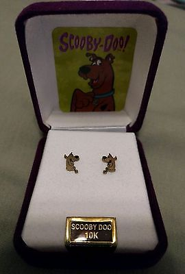 Scooby Doo Gold Earrings Is Awesome N Everything Pinterest And Cartoon