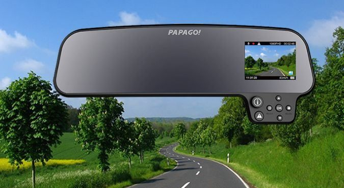 Papago GS260-US Rear View Mirror Full HD Dashcam - Product Review on CoolPile.com http://coolpile.com/gadgets-magazine/papago-gs260-us-rear-view-mirror-full-hd-dashcam-product-review via coolpile.com