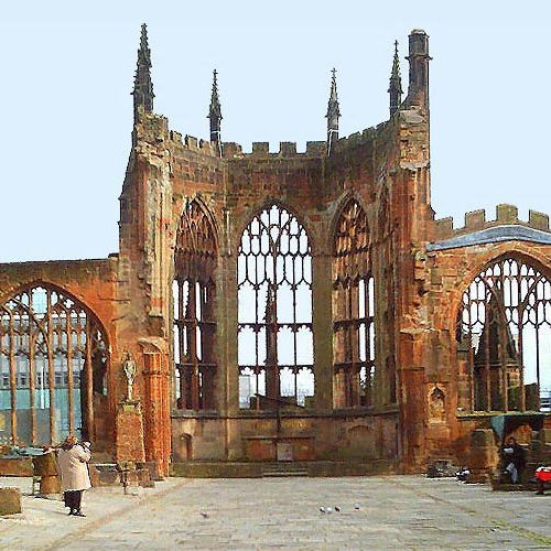 Places To Visit Coventry Uk: 24 Best Coventry Blitz Images On Pinterest