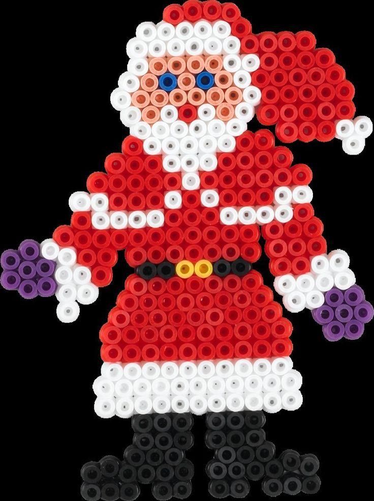 Santa - Hama Christmas Time Bead Set