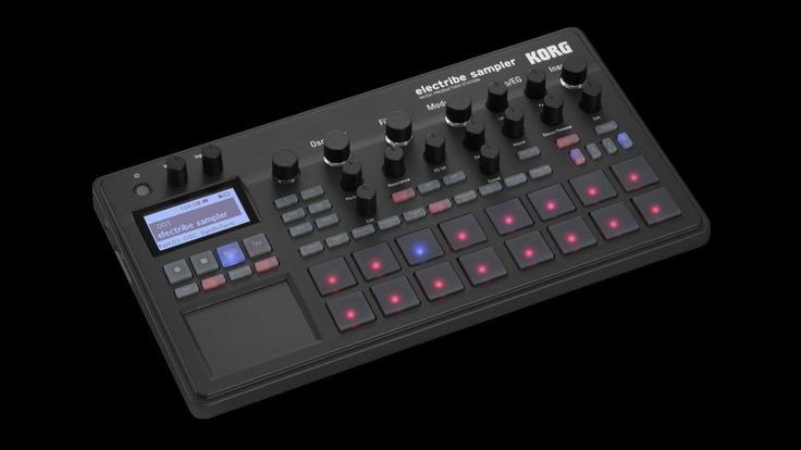 Korg Electribe Sampler - I think Im going to give it a try instead of the MPC