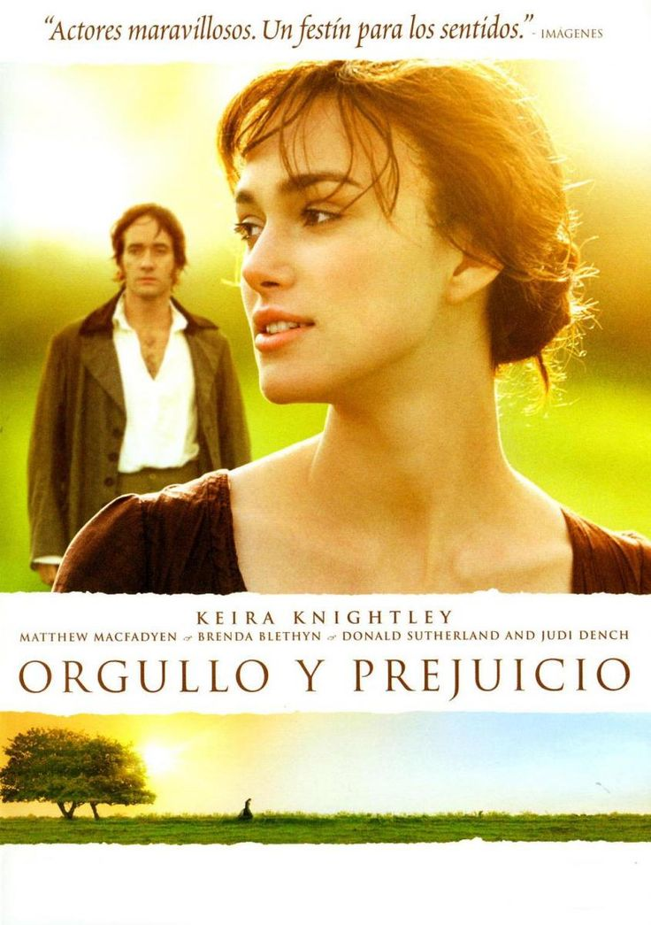 Orgullo y prejuicio (2005) Gran Bretaña. Dir: Joe Wright. Drama. Romance. Feminismo. S.XVIII - DVD CINE 1208