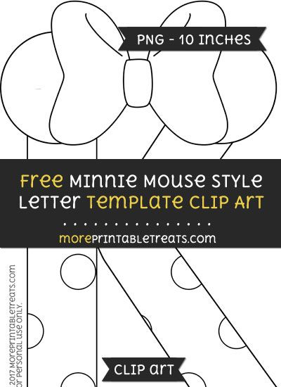 free minnie mouse style letter k template clipart minnie mouse party printables pinterest minnie mouse minnie mouse party and clip art
