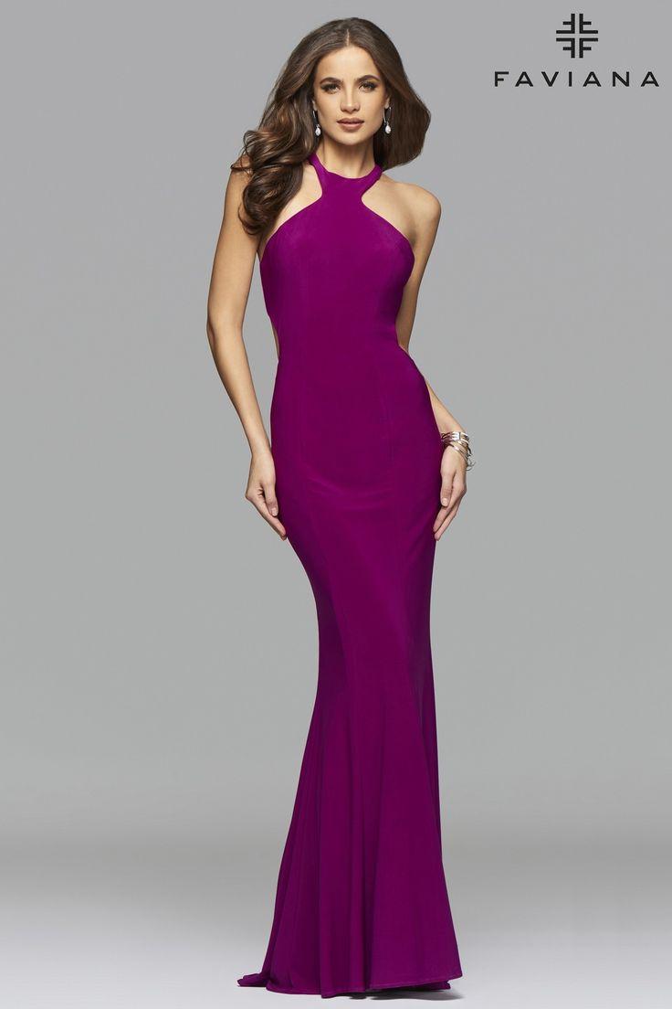 Mejores 172 imágenes de Faviana Spring Dresses 2017 en Pinterest ...