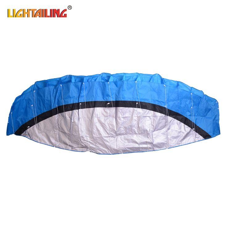 ==> [Free Shipping] Buy Best LIGHTAILING Brand 4 Color Dual Line Kite Parafoil kite Stunt kiteSoft Kite Outdoor Sport Frameless Flying Kids Toys Online with LOWEST Price | 32684379146