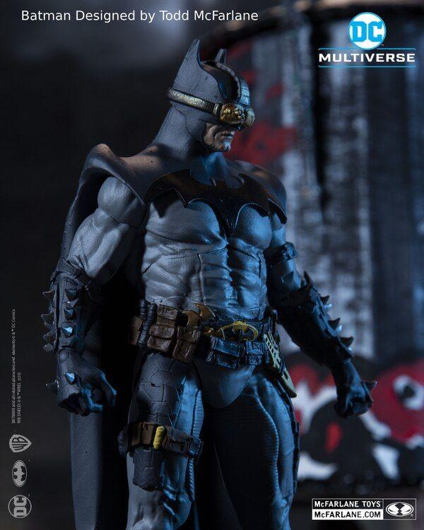Todd Mcfarlane Halloween 2020 ICYMI: New DC Multiverse Batman Designed By Todd McFarlane Walmart