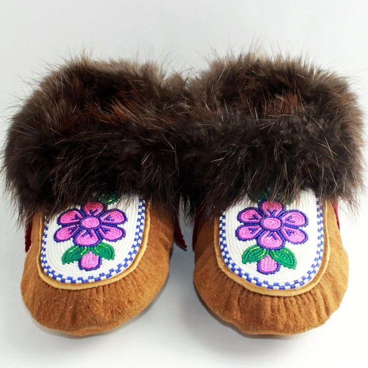 Authentic Moccasins