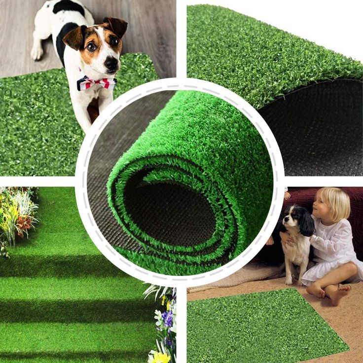 Colormilky artificial grass for dogs pee pad for dogs