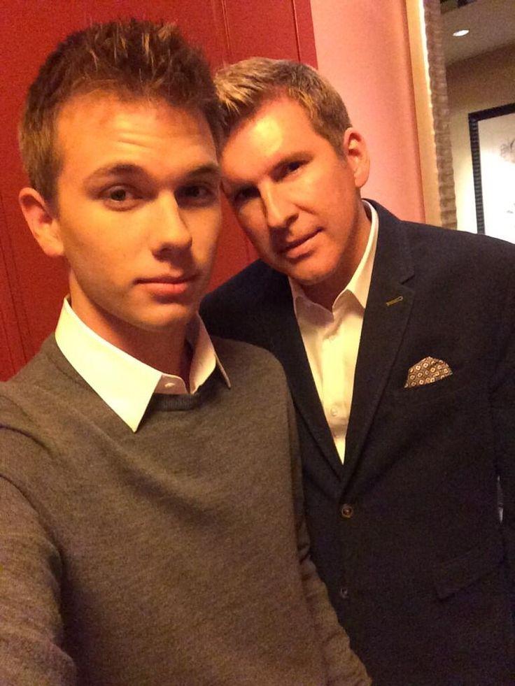 Chase Chrisley and Todd Chrisley