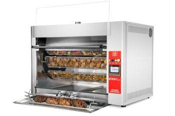 Φούρνος CHEF 1008