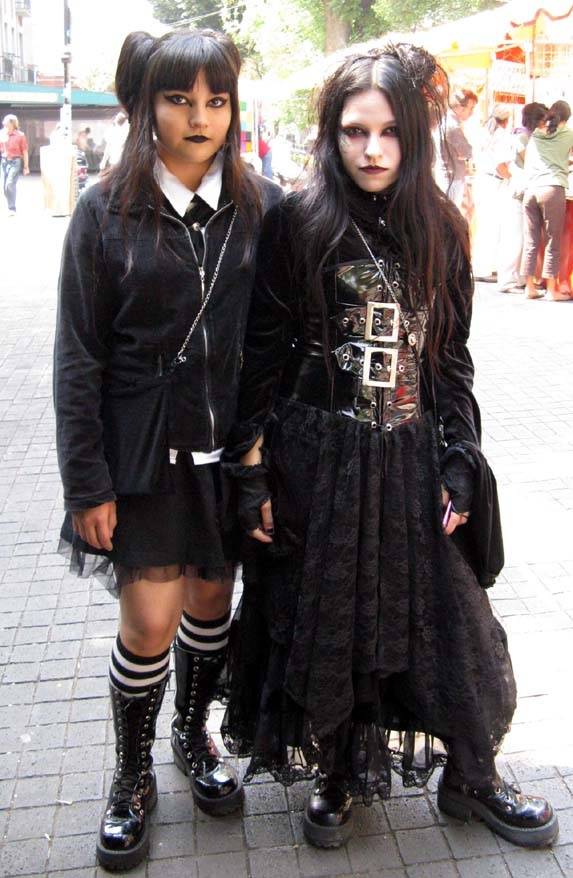 chat gothic teens