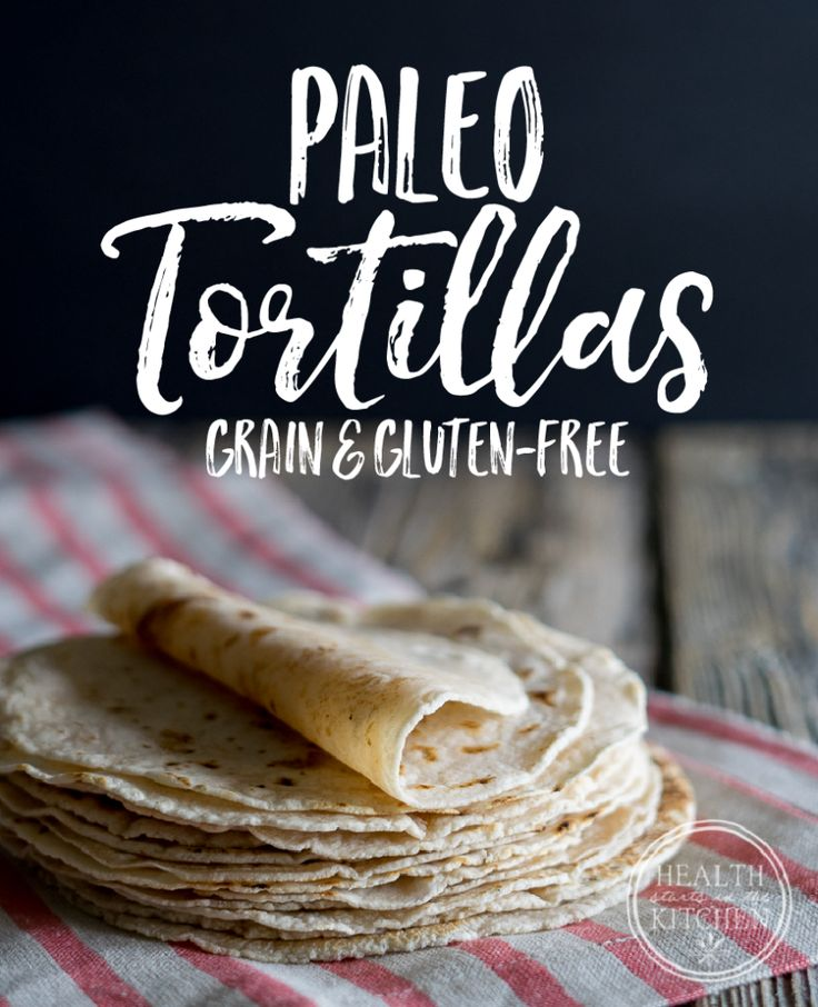 These Perfect Paleo Tortillas {Grain Free & Gluten Free} are total game changers. If you've been missing flour tortillas in your healthy eating regimen, you are going to LOVE these. It was love at first ... … http://www.healthstartsinthekitchen.com/recipe/perfect-paleo-tortillas-grain-free-gluten-free/