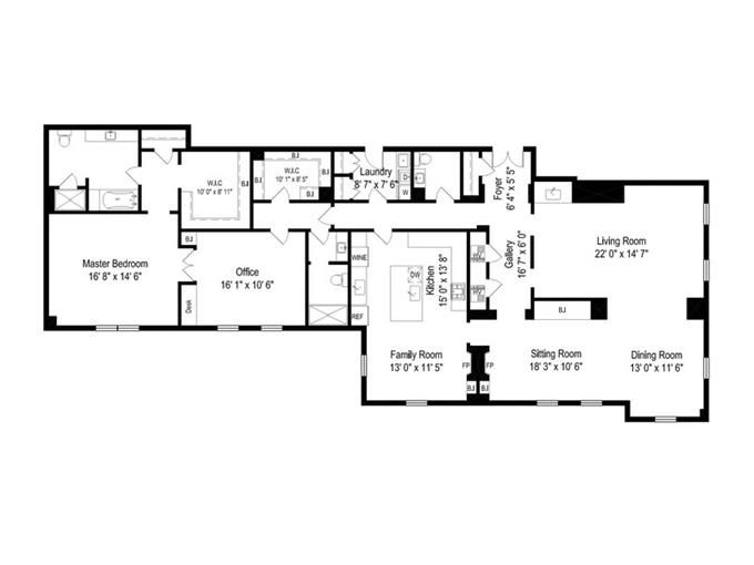 Chicago Condo Floor Plans: 500 Best Images About Architect- Drawings And Plans On