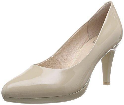 Oferta: 69.95€ Dto: -40%. Comprar Ofertas de Caprice22410 - Zapatos de Tacón Mujer , color Beige, talla 38 barato. ¡Mira las ofertas!