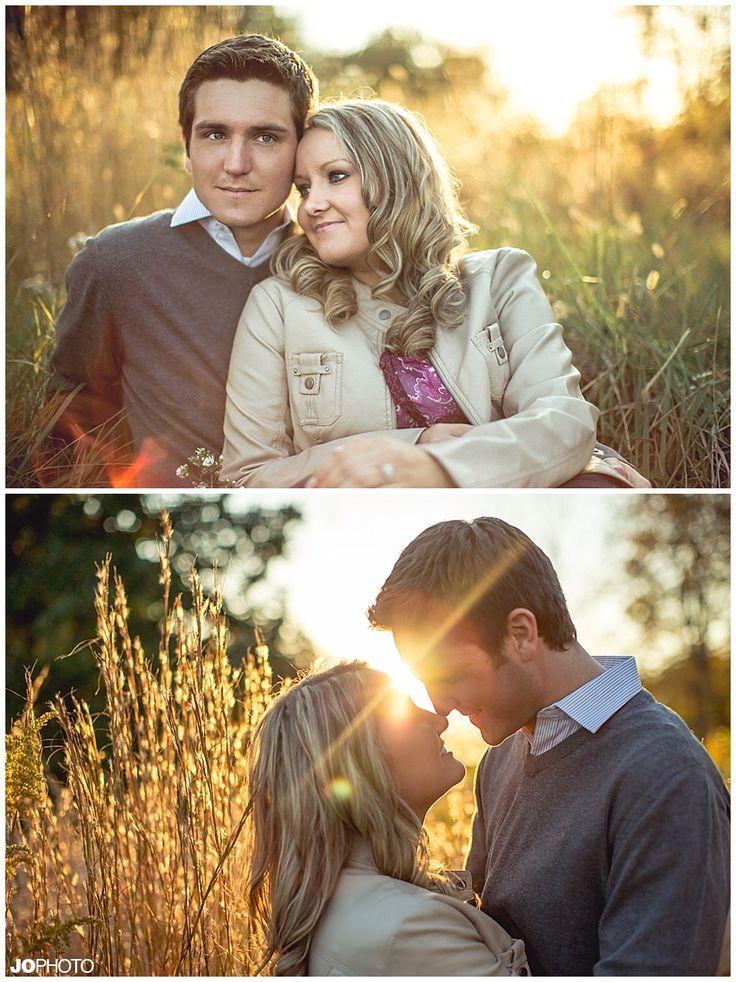 Fall engagement photos  http://www.JoPhotoOnline.com/blog