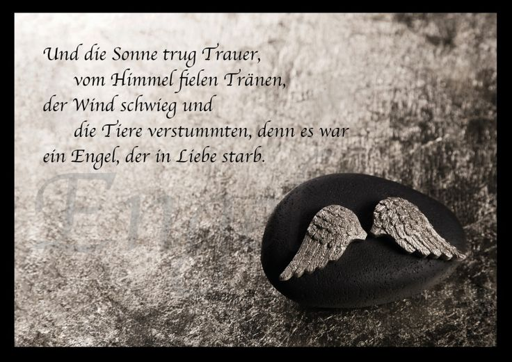 Ein Engel In Liebe | Trauer U0026 Abschied | Echte Postkarten Online Versenden  | MyPostcard.