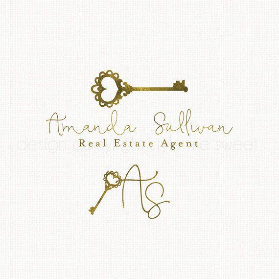 real estate logo photography logo realtor by stylemesweetdesign