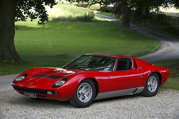 1970 Lamborghini Miura P400S S Berlinetta __________________________ WWW.PACKAIR.COM