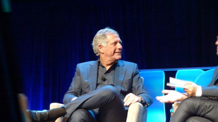 """CEO Leslie Moonves Explains CBS' Streaming Strategy: """"I Don't Care Where You Watch Our Shows"""" 