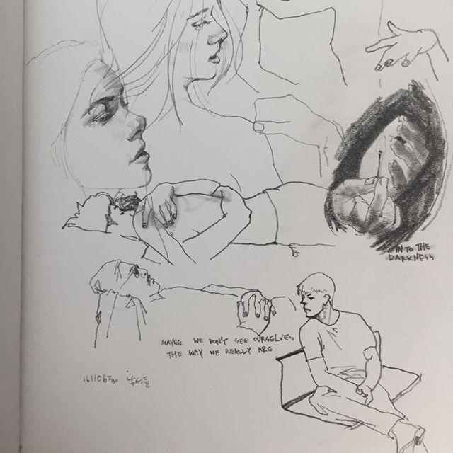낙서낙서 #취미 #낙서 #미술 #doodle #hobby #drawing #hand