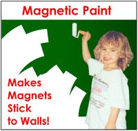 Can You Add Magnetic Additive To Idea Paint