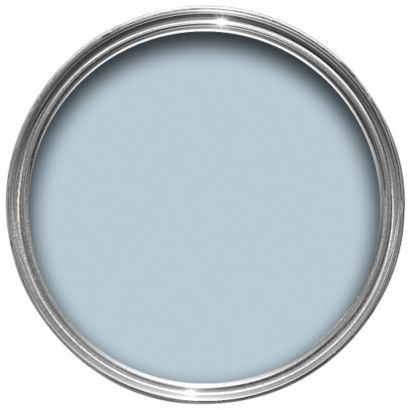 This goregous blue will brighten up your room, and give it a fresh feel.