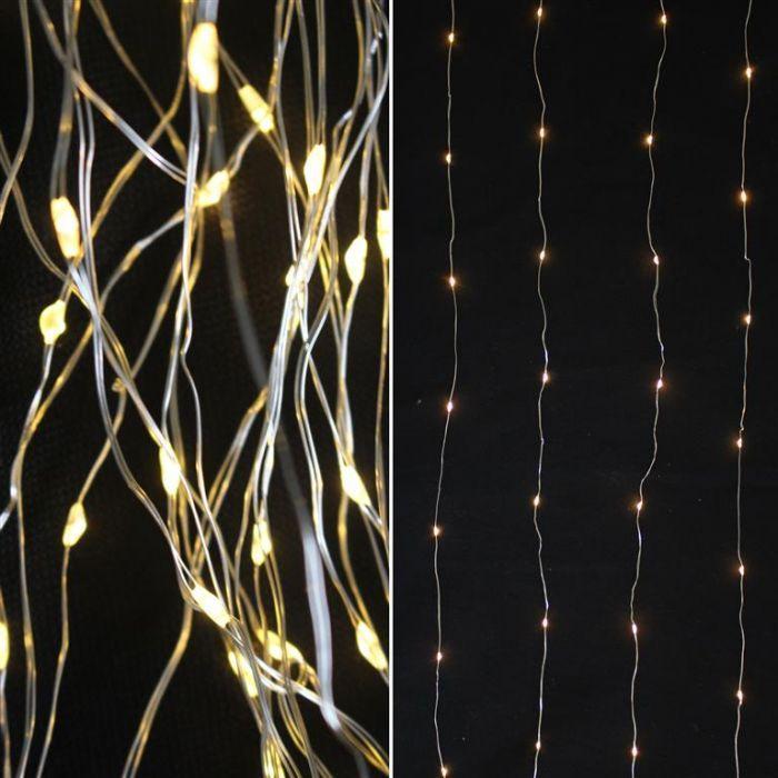 Flicker LED Light String