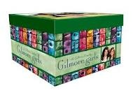I couldn't live without my Gilmore Girls DVD box!
