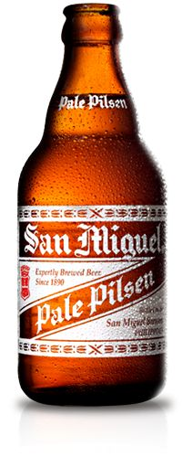 Pale Pilsen. My drink of choice.
