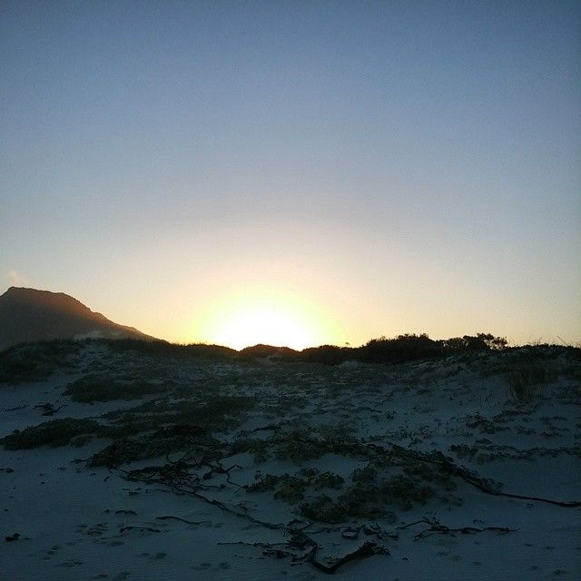 Betty's Bay in Western Cape