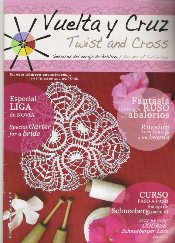 vuelta y cruz nº 5 - LILIANA BEATRIZ Testa - Álbumes web de Picasa
