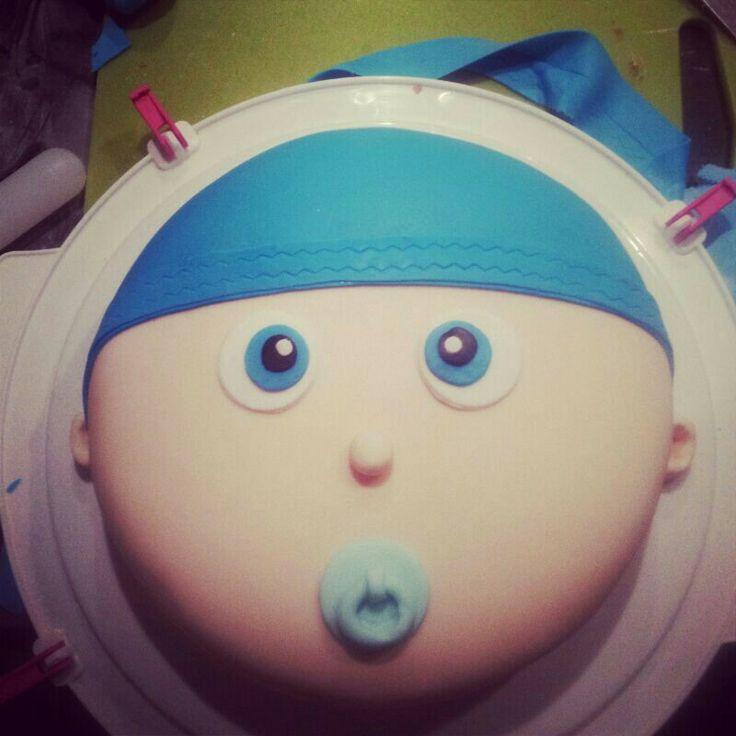 Babyshower-cake