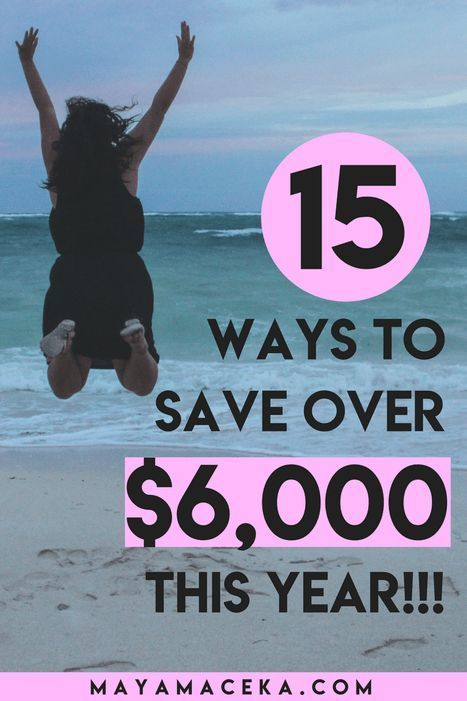 15 Ways to Save Money Every Month | Want to save thousands this year? This list of money-saving tips will help you reach financial freedom and get out of debt fast. Learn all fifteen fantastic financial tips by clicking through...