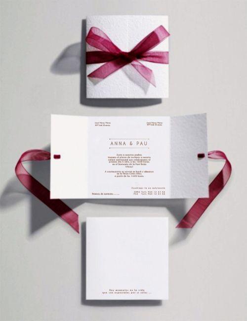 M s de 25 ideas fant sticas sobre tarjetas de boda en - Tarjeta de boda ...