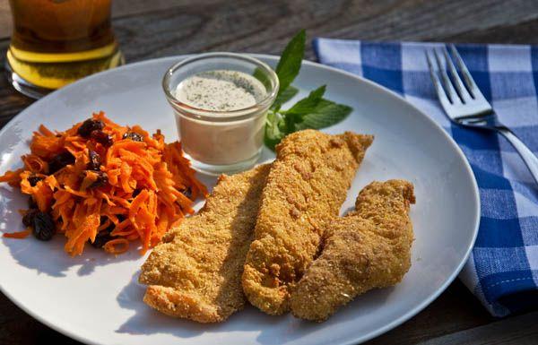 Fried Catfish Recipe from @MJsKit