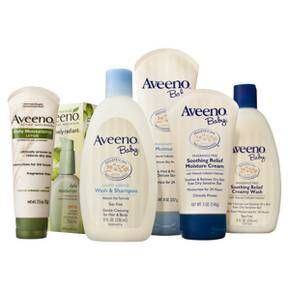 Aveeno Baby Essentials Daily Care Gift Set : Target