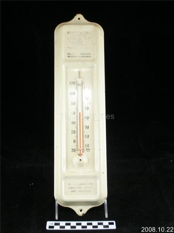 148 best images about antique tin sign thermometers for Electric motor repair new jersey
