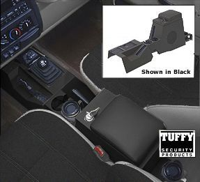 Tuffy Speaker & Security Console for 97-06 Jeep Wrangler TJ & Unlimited $393