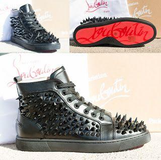 christian louboutin sneakers aaa
